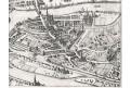 Liege-Lüttich, Merian M., mědiryt 1647