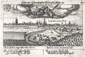 Lewarden in Friessland, Meisner, mědiryt, 1637