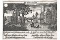 Loenersloot, Meisner, mědiryt, 1637