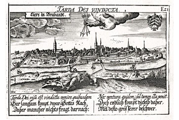 Lier, Meisner, mědiryt, 1637
