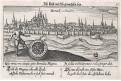 Tournay, Meisner, mědiryt, 1637