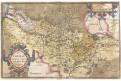 Ortelius A. : Picardiae, mědiryt, 1602