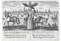 Mecheln II., Meisner, mědiryt, 1637