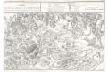 Olomouc bitva 1758, Jomini, mědiryt,  1807