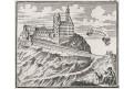 Zelená Hora, Vogt,  mědiryt, 1712