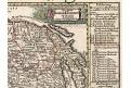 Schreiber : Russische, kolor. mědiryt, 1749