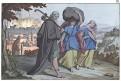 Sodoma a Gomora, kolor. litogr., 1860