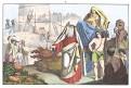 Babylónská věž, kolor. litogr., 1860