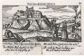 Lichtenberg Alsass, Meissner, mědiryt, 1637
