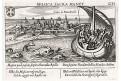Calais, Meissner, mědiryt, 1637