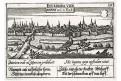 Dovay, Meissner, mědiryt, 1637