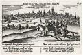 Angers, Meissner, mědiryt, 1637