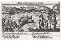 Cordeliers, Meissner, mědiryt, 1637