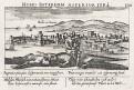 Rhodos Řecko, Meissner, mědiryt, 1637