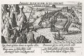 Tanger Maroko, Meissner, mědiryt, 1637