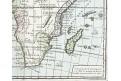 Afrique, Brion, mědiryt, 1786