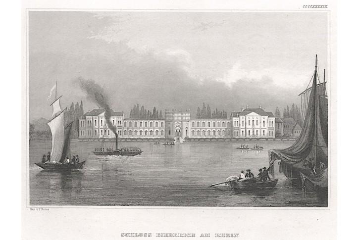 Bieberich, Meyer, oceloryt, 1842