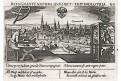 Cambrai, Meissner, mědiryt, 1637