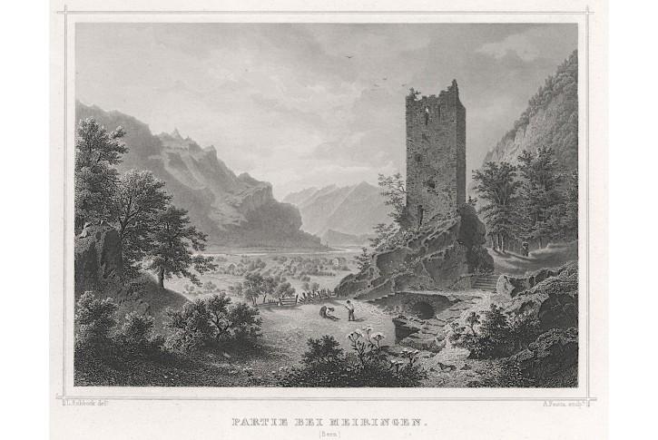 Meiringen, Lange, oceloryt, (1850)