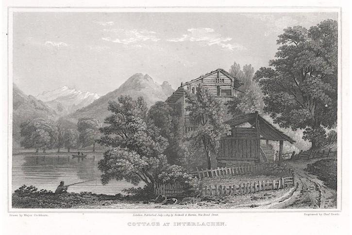 Interlachen, Rodwel, oceloryt, 1819