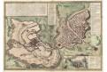 Jerusalem, Braun Hoge.., kolor. mědiryt, 1572