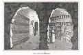 Roma katakomby. Strahlheim, mědiry, 1834