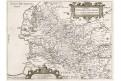 Artois, Blaeu - Doetechum, mědiryt, 1612