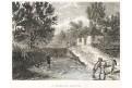 Rybář, mědiryt, (1820)