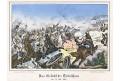 Tovačov bitva, Oeser, Litografie, 1870