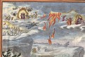 Apokalypsa šelma, mědiryt, (1700)