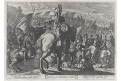 Mojžíš bitva, Tempesta, mědiryt , 1618