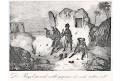 Napoleon kulekterá mě má zabít, litografie, (1840)