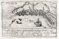 Safi Maroko, Lasor a Varea, mědiryt, 1713