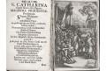 Pflieger : ACaDeMIa CatharInaea,Olomouc, 1702