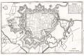 Ypres.,, N. de Fer, mědiryt, 1705