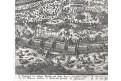 Bitva na Bílé Hoře, I.,II., Merian, mědiryt, 1635