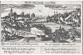 Praga, Meissner, mědiryt, 1678