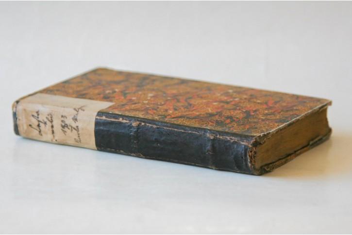Melcer K.: Cesta k nebi, 1803 vzácné