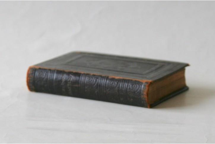Hauber J. M.: Modlitební kniha, Praha, (1870)