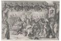 Vražda Tita Tatia, Leblond,  mědiryt, 1659