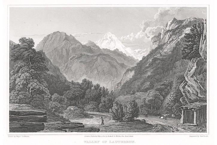 Lautebrunnen, oceloryt, 1820
