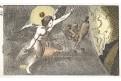 Štír znamení zodiaku, mědiryt, 18. stol.