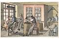 Klempíř, akvatinta kolorovaná, 1820