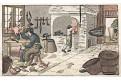 Hrnčíř, akvatinta kolorovaná, 1820