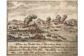 Meissen bitva, Fiedler,  kolor. mědiryt, (1796)