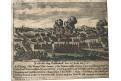 Hastenbeck bitva, Fiedler,  kolor. mědiryt, (1796)