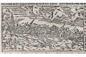 Basel zemětřesení, Münster S., dřevořez , (1580)
