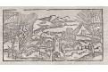 Nancy bitva, S. Münster, dřevořez, (1600)
