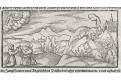 Delfy věštírna, Münster S.,dřevořez , (1600)