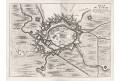Conde-sur-l'Escaut, Fricx, mědiryt, 1756